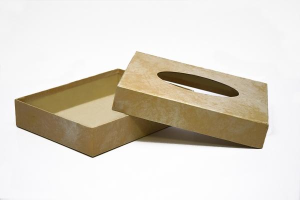 Scatola per Pasticceria con foro Ovale in PVC, 10x8x3